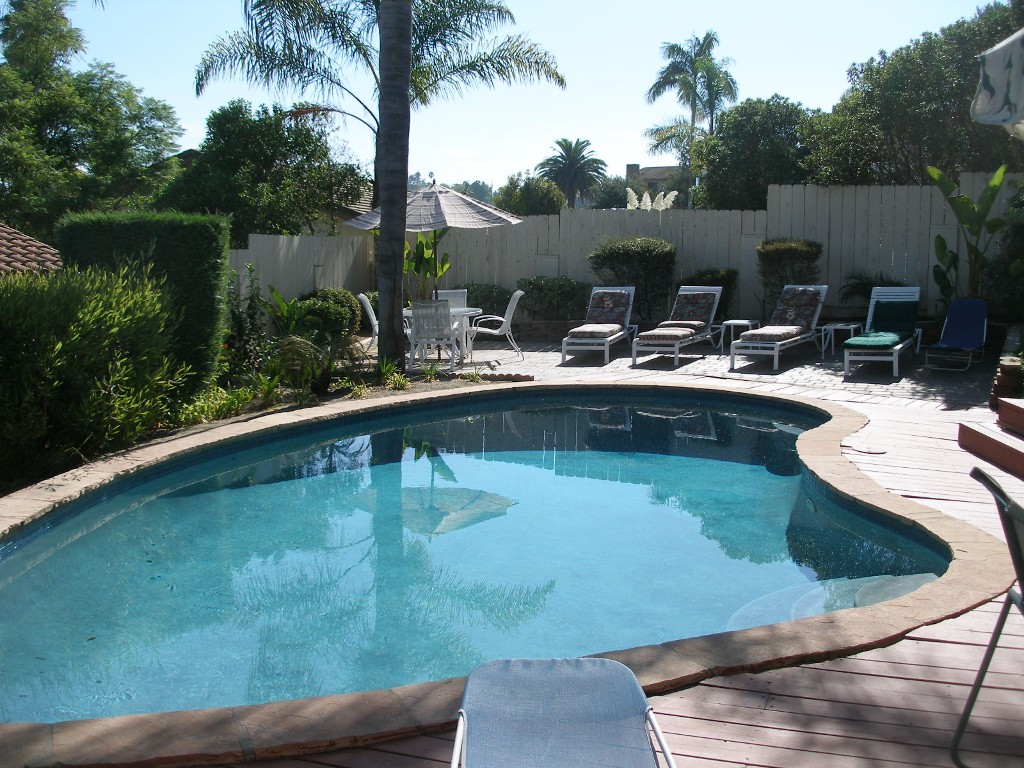 3 Bed Short Term Rental House san diego