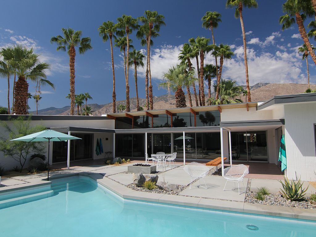 3 Bed Short Term Rental House palm springs
