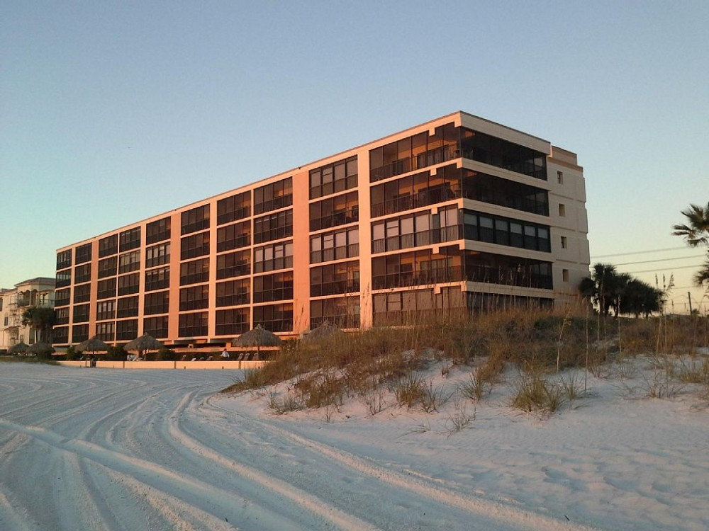 madeira beach vacation rental with