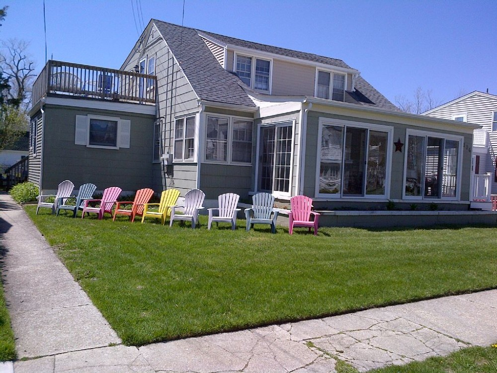 cape may vacation rental with