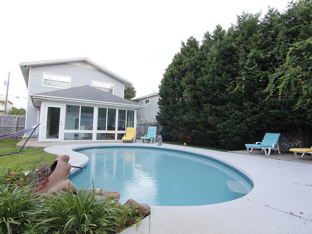4 Bed Short Term Rental House Destin