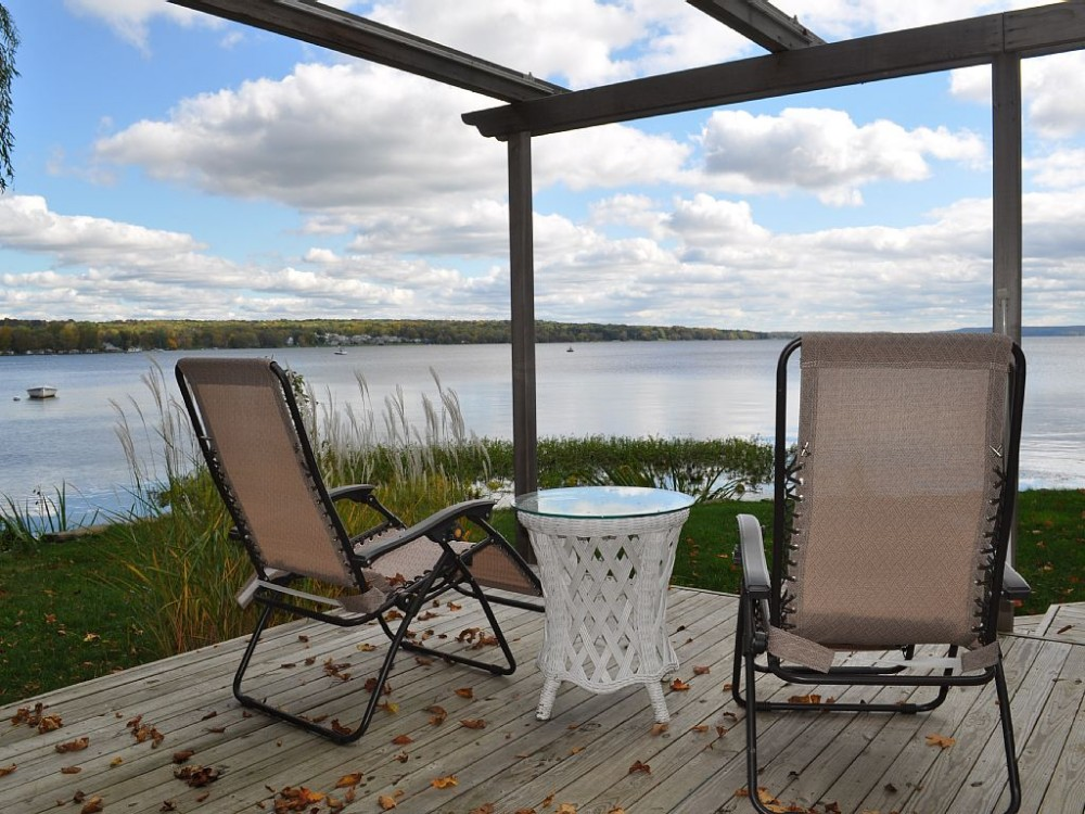 Dewittville vacation rental with