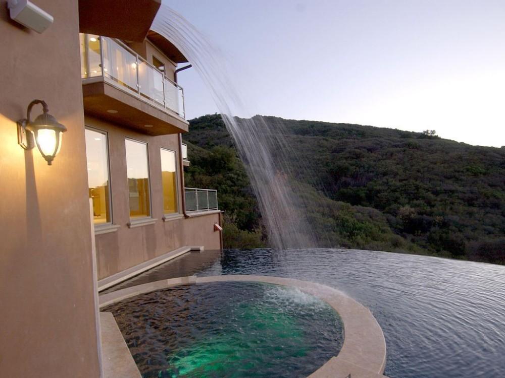 Villa Shiraz Malibu >> Malibu California Vacation Rental Villa Shiraz Mansion In