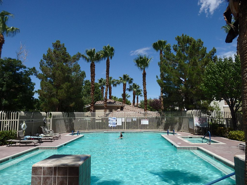 Red Hill Condo in Summerlin