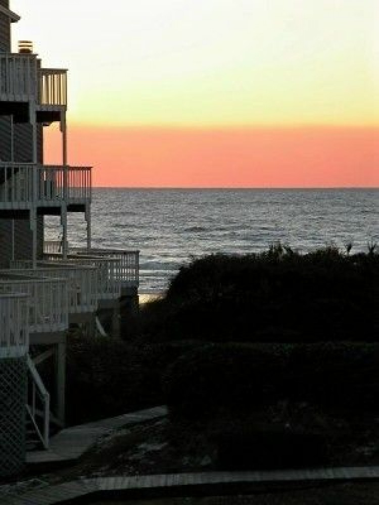 Cape San Blas vacation rental with Gulf View and just 75 steps to Beach!