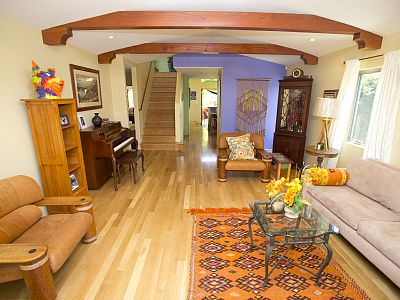 Family-friendly, California Home Away From Home Close To Beach And Restaurants