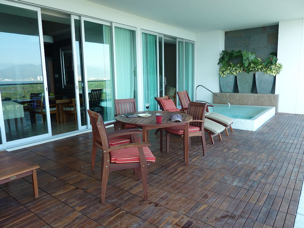 2 Bed Short Term Rental Villa Nuevo Vallarta