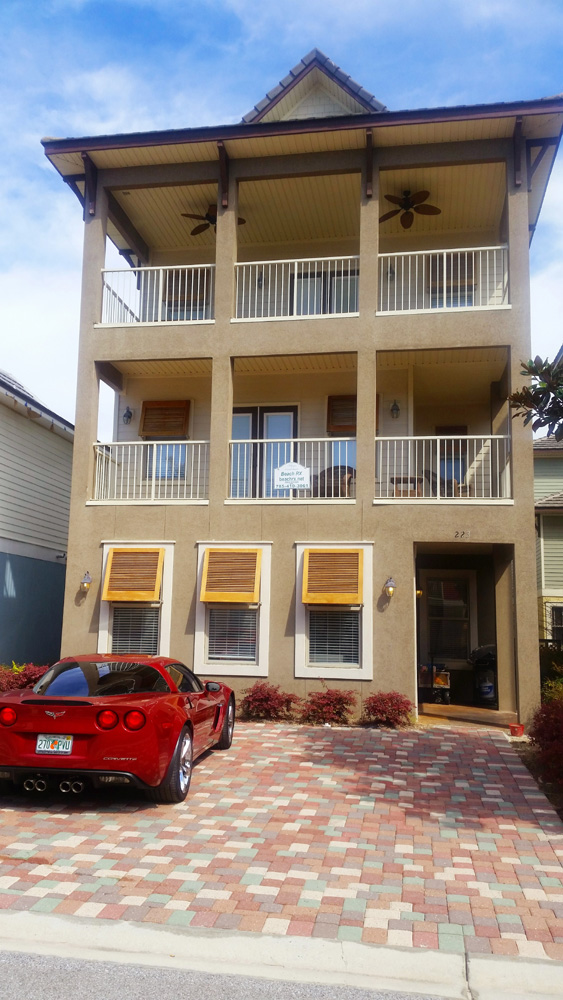 5 Bed Short Term Rental House Destin