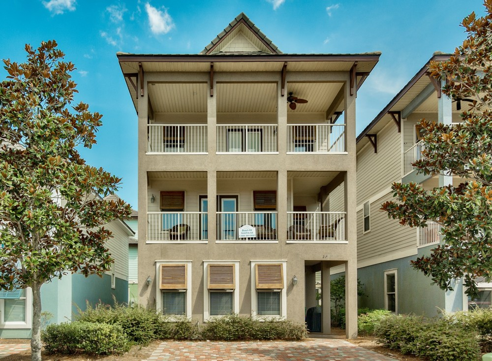Destin vacation rental with Beach RX