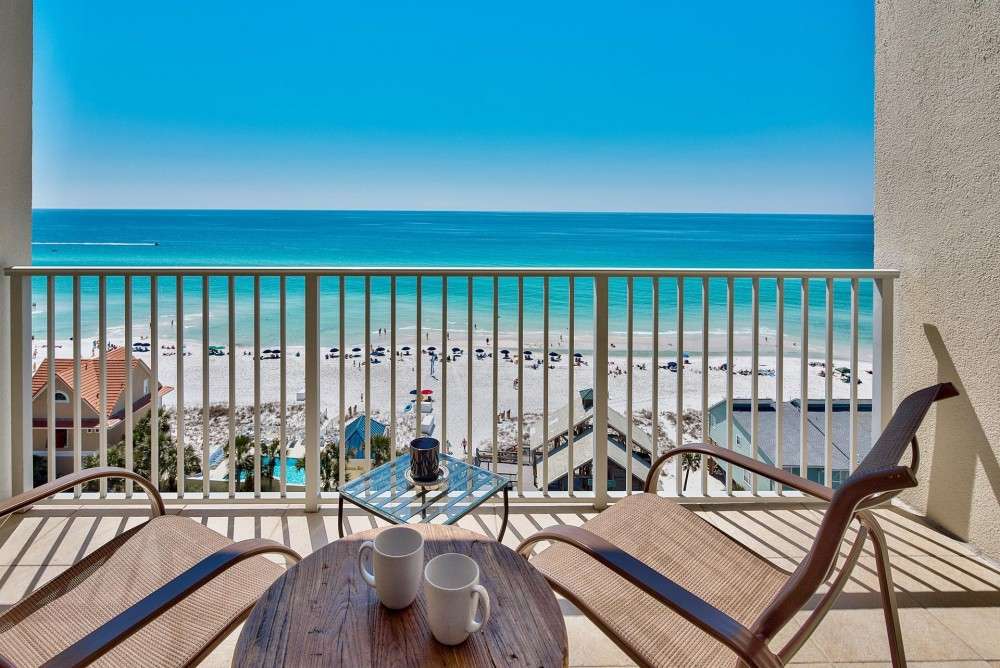 Miramar Beach vacation rental with Steel Aweigh