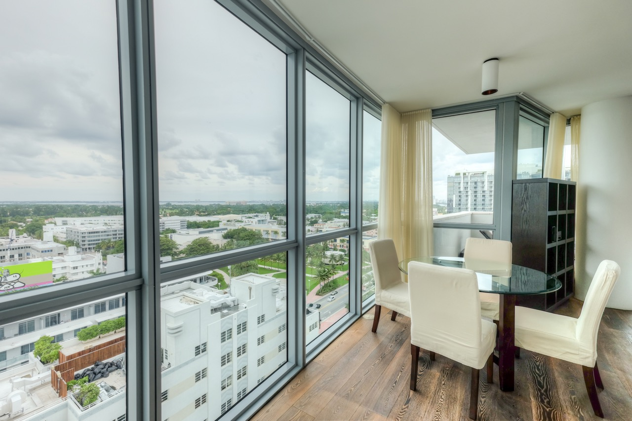 2 Bed Short Term Rental Condo Miami Area