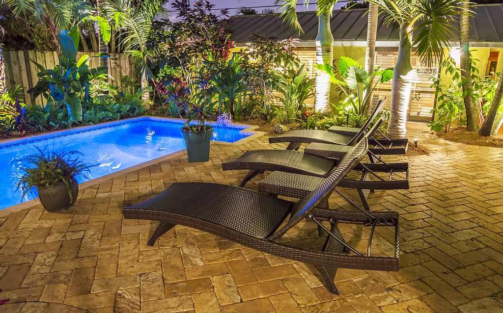 Luxurious Key West Style Compound in the Heart of Wilton Manors