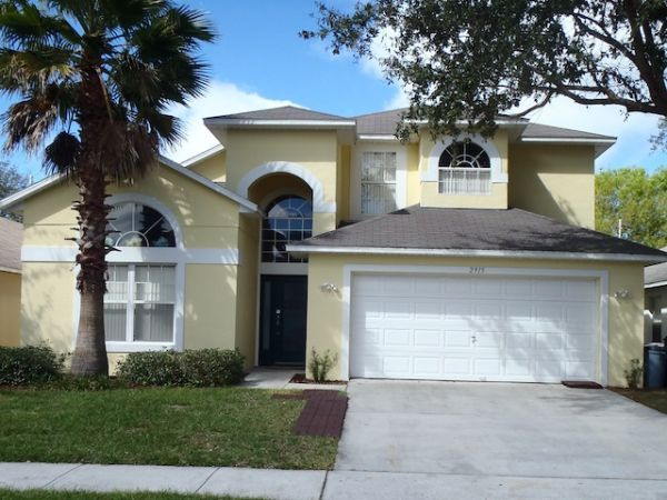 6 Bed Short Term Rental Villa kissimmee