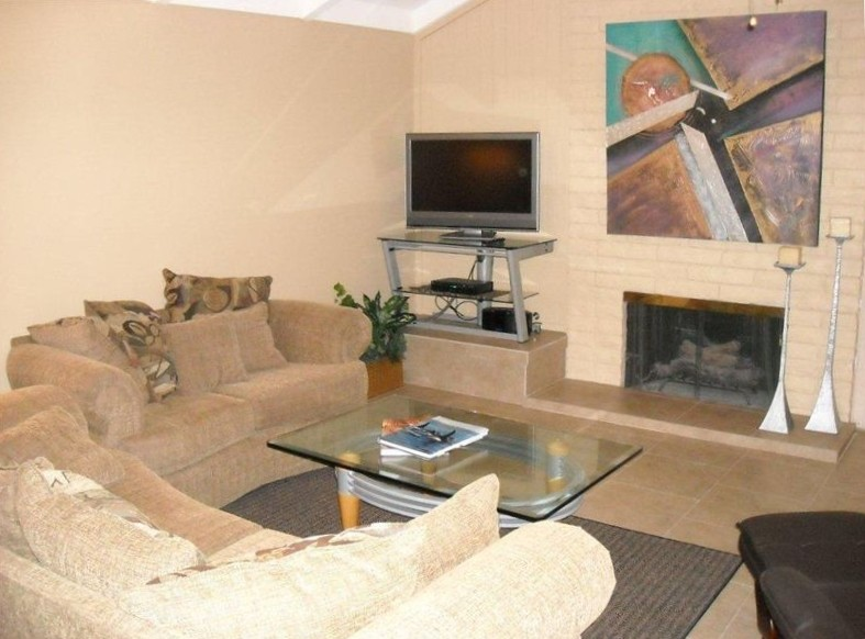 2 Bed Short Term Rental Condo palm springs
