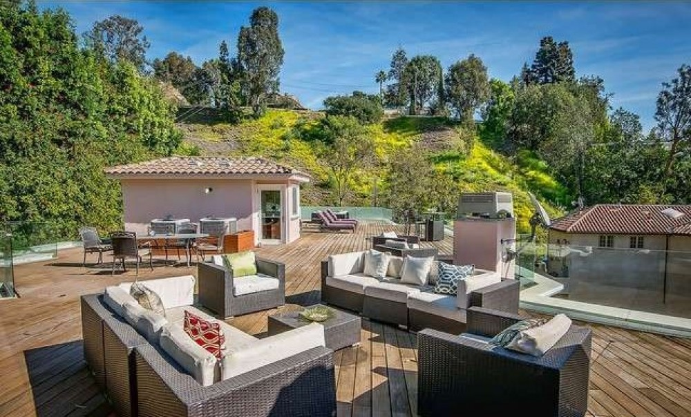 beverly hills vacation rental with