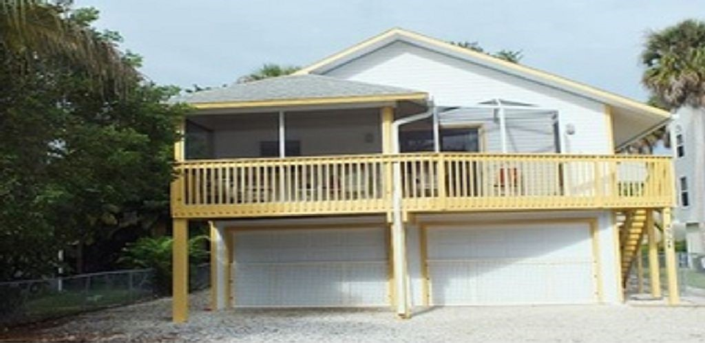 2 Bed Short Term Rental House fort myers beach