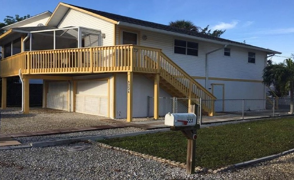 fort myers beach vacation rental with
