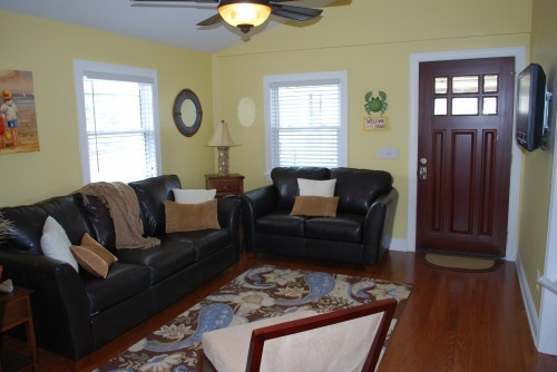 3 Bed Short Term Rental House carolina beach