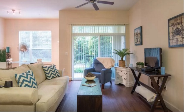 1 Bed Short Term Rental House houston