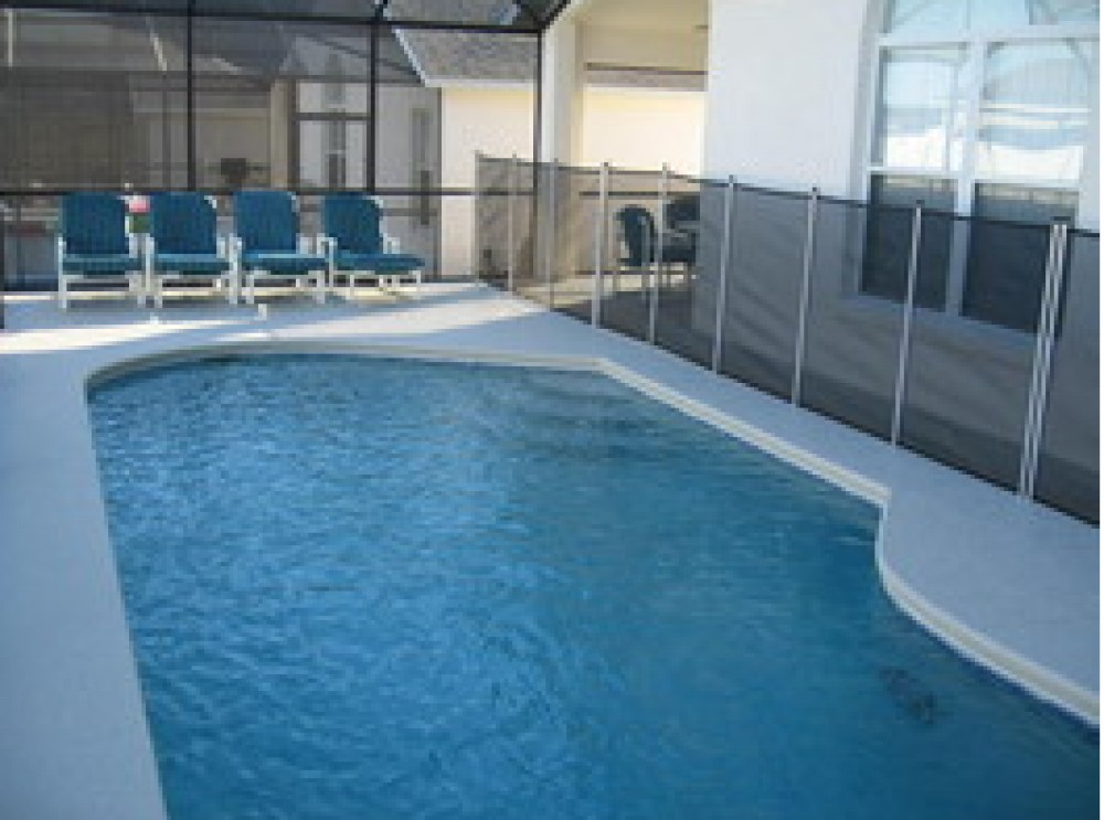 Orlando vacation rental with The Awesome Private Pool