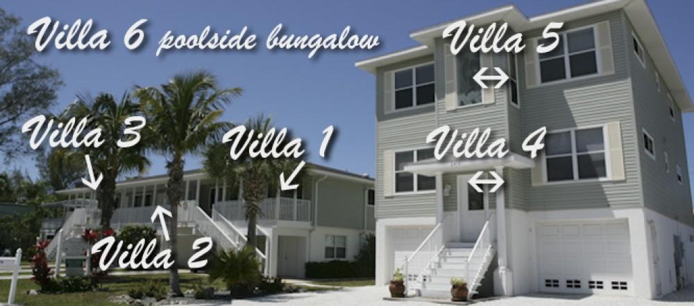 Bradenton Beach vacation rental with Family Reunion Villa Location