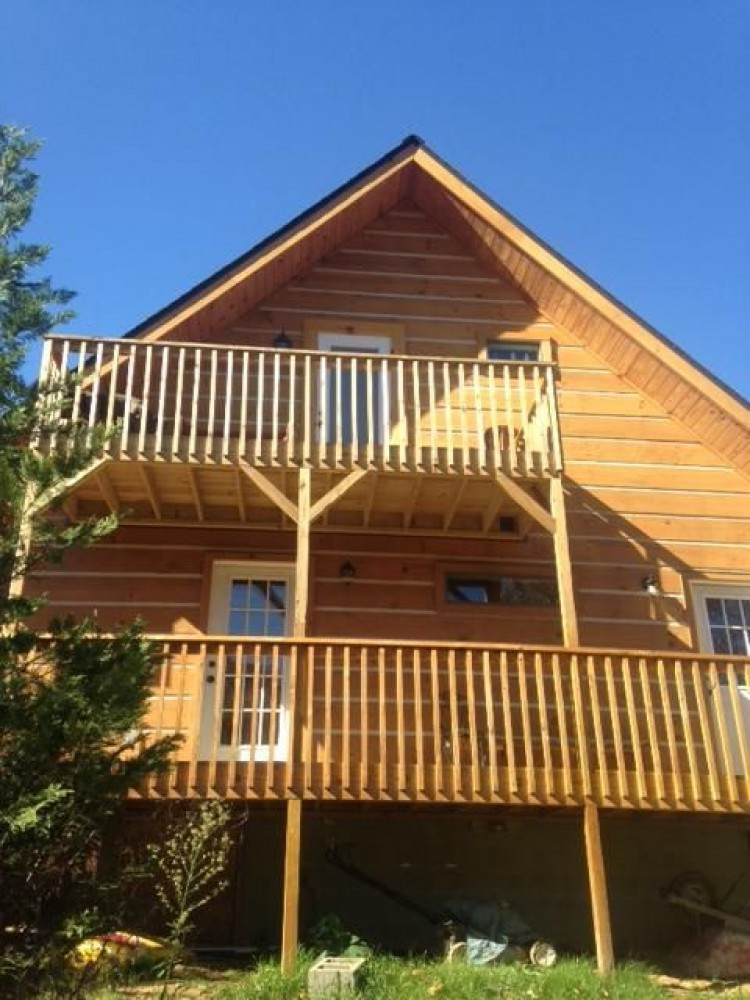 Fletcher vacation rental with