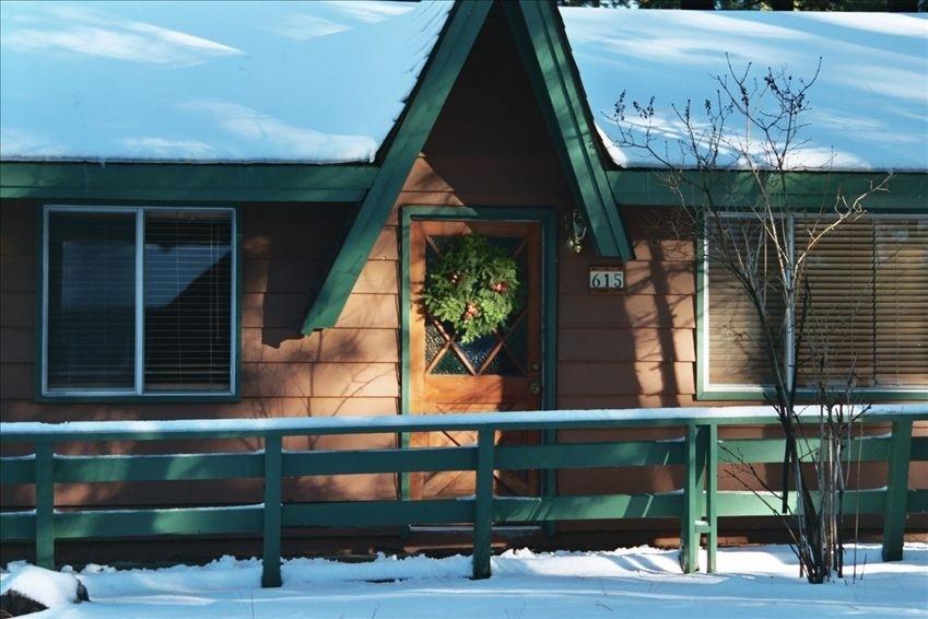 Perfect Location!!! Snow Summit Cabin W/Spa, Deck & Wifi