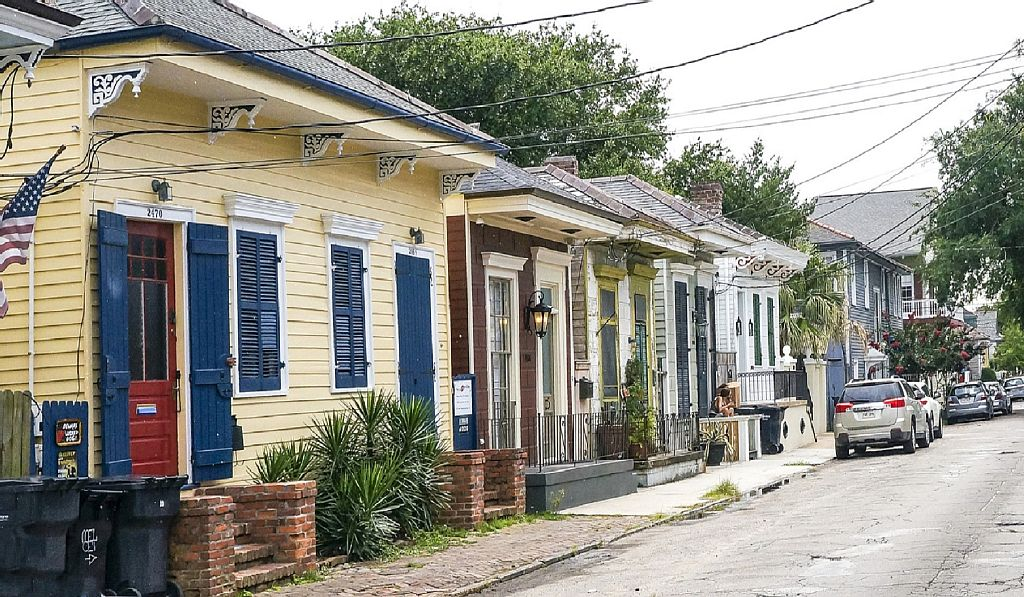 1 Bed Short Term Rental Apartment New Orleans