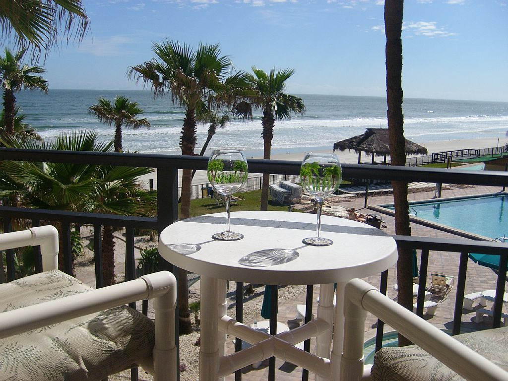 Great Ocean View,Newly Updated Condo, Real Clean