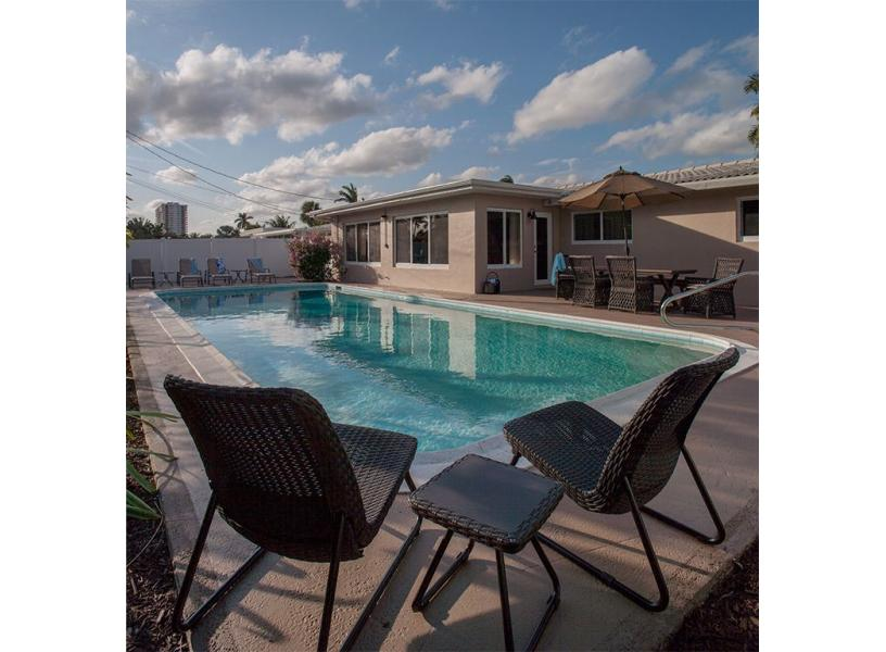 4 Bed Short Term Rental House Pompano Beach