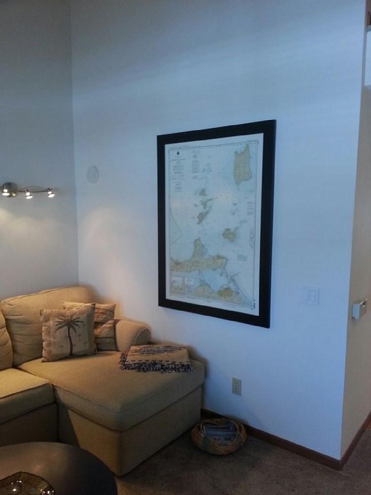 Great room Airbnb Alternative Catawba Island Ohio Rentals