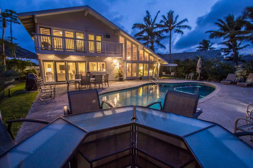 4 Bed Short Term Rental Villa Honolulu