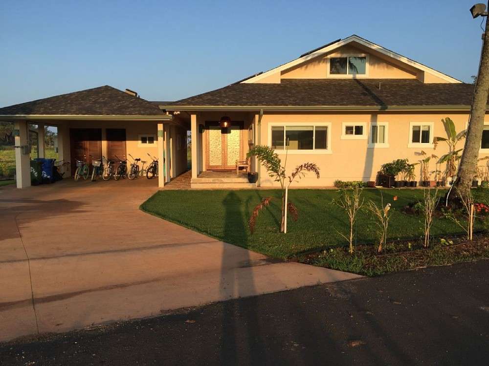 Kahuku vacation rental with