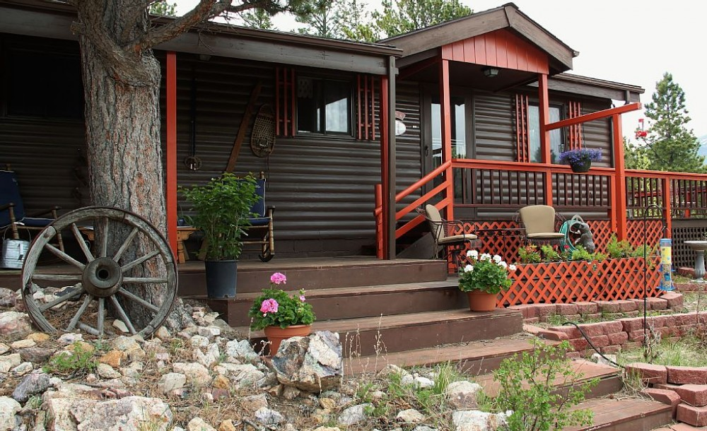 Allenspark vacation rental with
