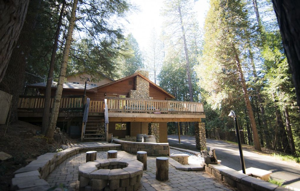 arnold vacation rental with
