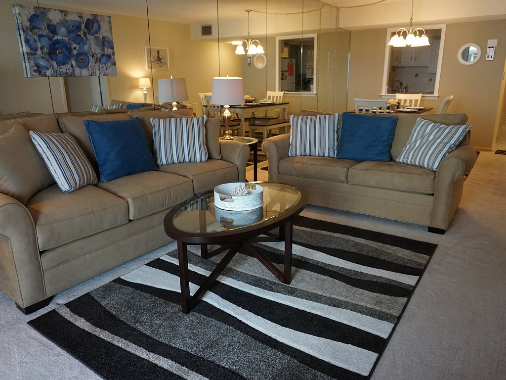 3 Bed Short Term Rental Condo myrtle beach