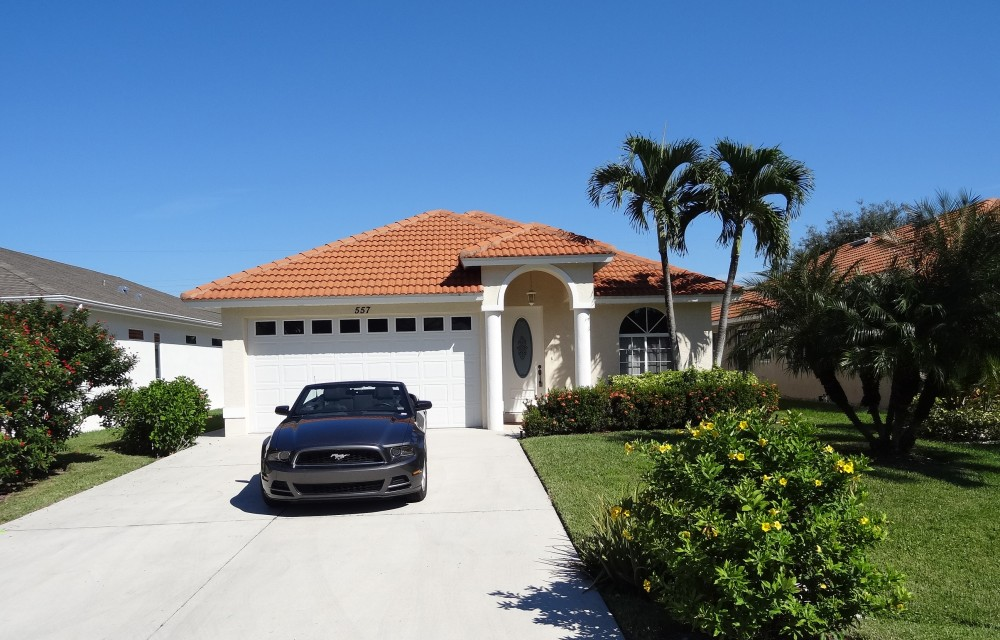 Naples City vacation rental with Welcome to our vacation villa