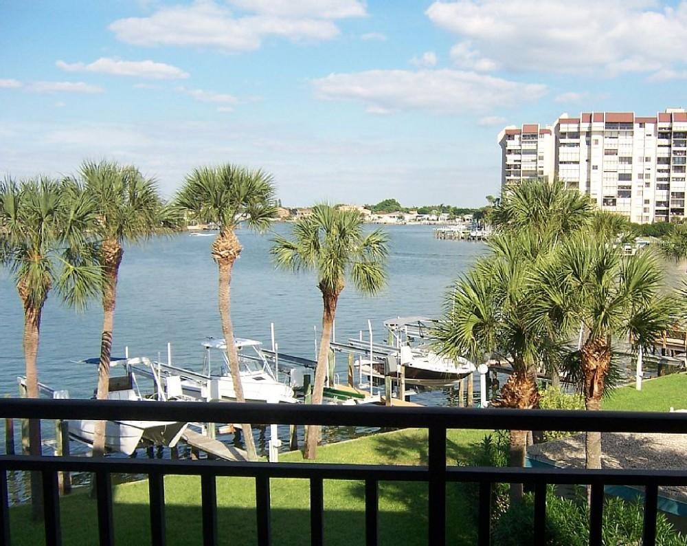 treasure island vacation rental with Balcony View