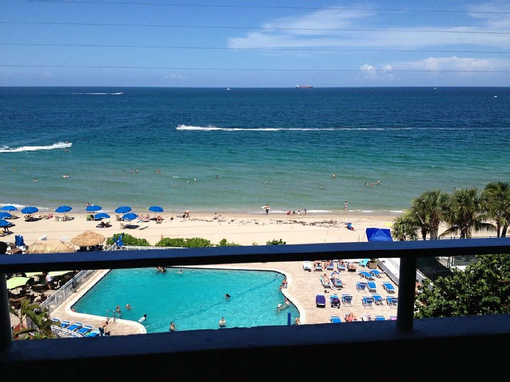 1 Bed Short Term Rental Condo Fort Lauderdale
