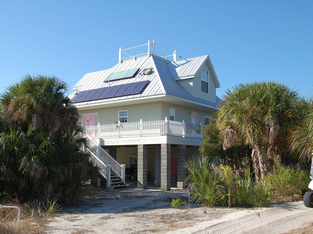 The Sandy Seagull Hideaway Cayo Costa Island, SW Florida!
