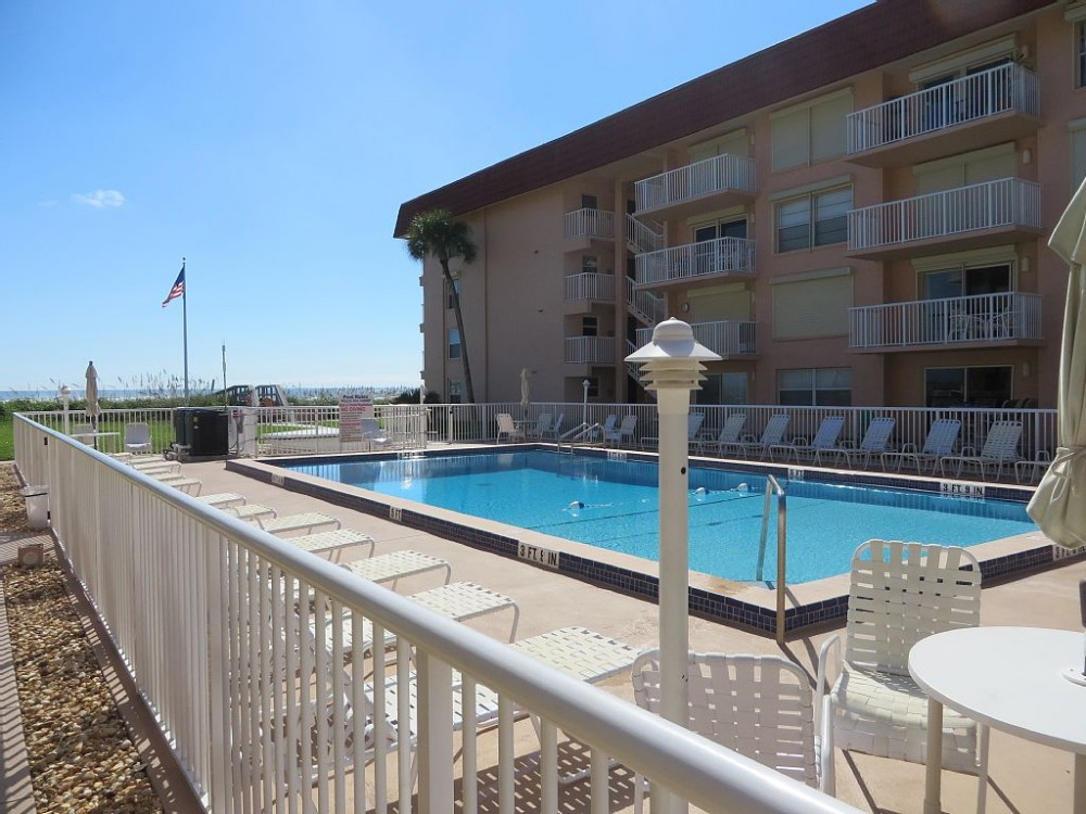 cocoa beach vacation rental with Pool