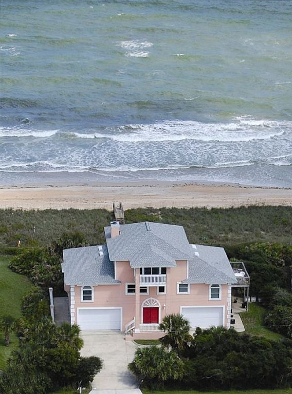 Private Florida Vacation Oceanfront Home,Close to TPC Course