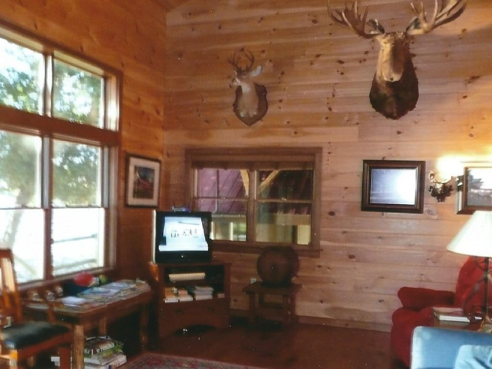 North Hero vacation rental with