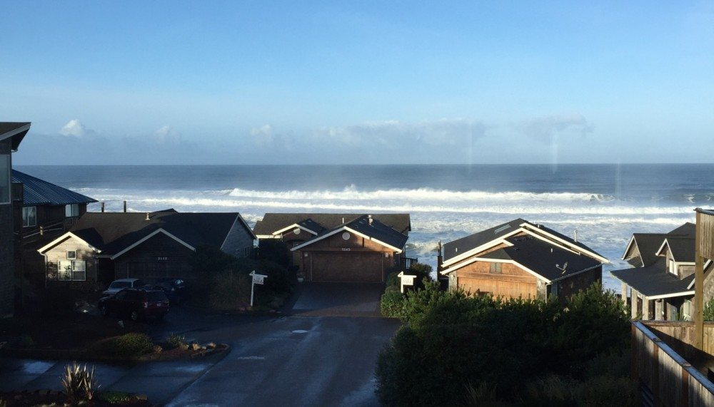 depoe bay vacation rental with