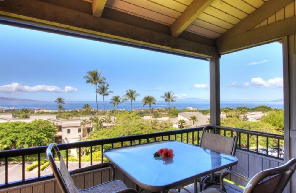 Wailea Makena vacation rental with See West Maui, Lanai, Molokini