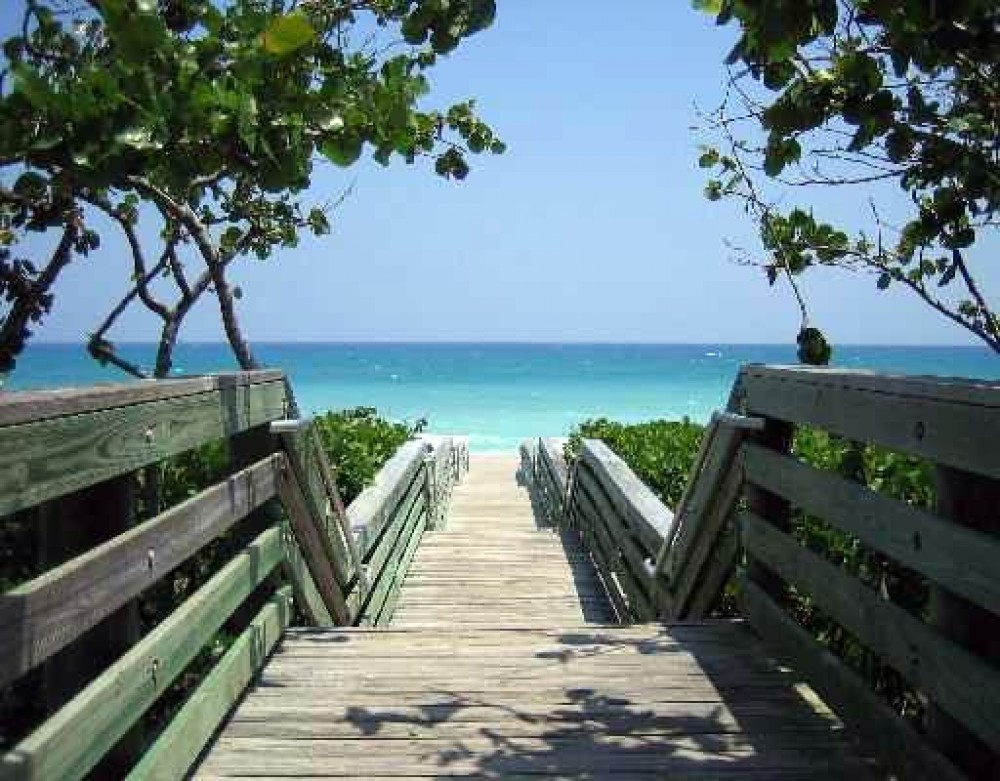 Jupiter vacation rental with