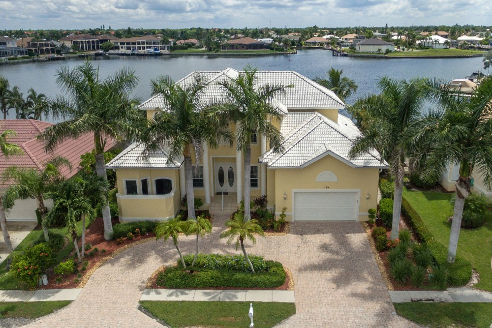 Marco Island vacation rental with Front Ae