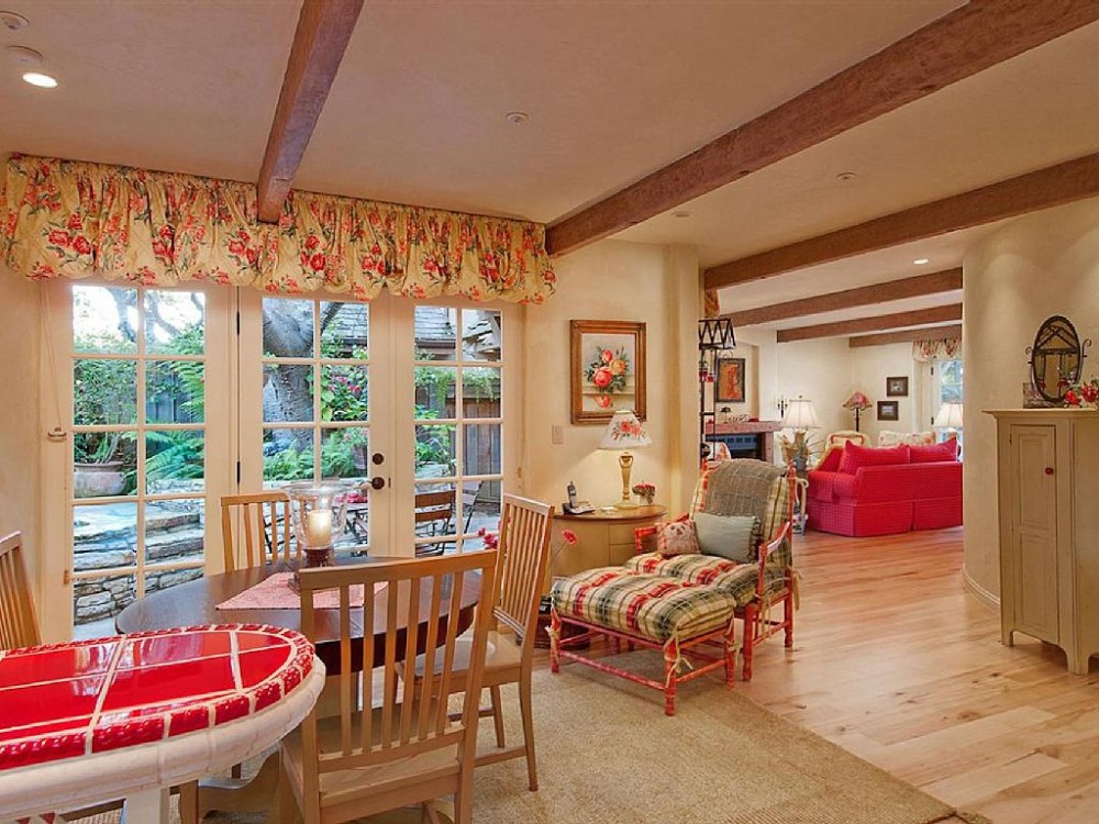 carmel vacation rental with