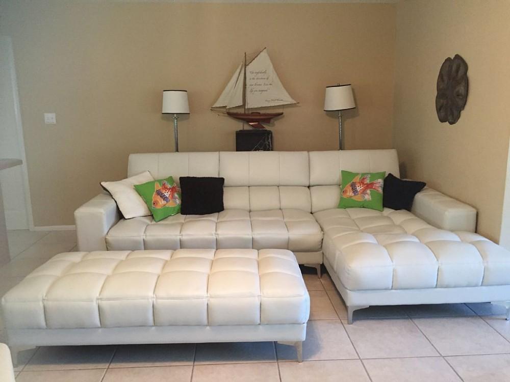 treasure island vacation rental with Living Area 2 bedroom