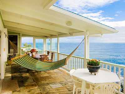 Spectacular, oceanfront, peace of paradise
